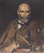 Sir William Orpen Michael Davitt MP oil painting picture wholesale