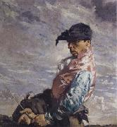 Sir William Orpen The Jockey oil painting picture wholesale