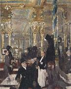 Sir William Orpen Cafe Royal oil painting picture wholesale