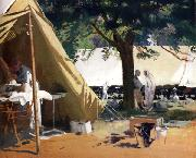 Sir William Orpen German Sick,Captured at Messines,in a Canadian Hospital oil painting picture wholesale