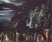 Adam Elsheimer st.paul on malta oil