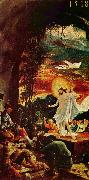 Albrecht Altdorfer Resurrection by Altdorfer oil painting picture wholesale