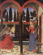 Alesso Baldovinetti Annunciation oil painting picture wholesale