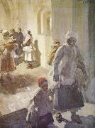 Anders Zorn julotta oil painting picture wholesale