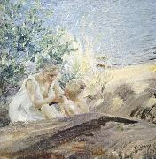Anders Zorn efter nadet oil painting picture wholesale