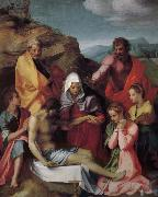 Andrea del Sarto The dead Christ of Latter-day Saints and Notre Dame oil painting picture wholesale