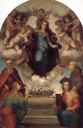 Andrea del Sarto Our Lady of Angels around oil painting picture wholesale