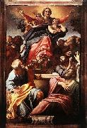 Annibale Carracci Assumption of the Virgin Mary oil painting picture wholesale