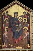 Cimabue Notre Dame, dignified with the surrounding El Angel 6 oil painting picture wholesale