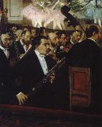 Edgar Degas lorchestre de l opera oil painting picture wholesale
