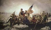 Emanuel Gottlieb Leutze washington crossing the delaware oil painting picture wholesale