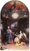 Federico Barocci Annunciation oil painting picture wholesale