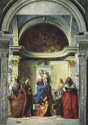 Gentile Bellini Zakaria St. altar painting oil painting picture wholesale