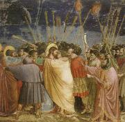 Giotto The Betrayal of Christ oil painting picture wholesale