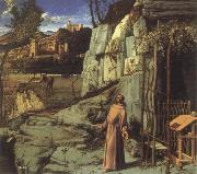 Giovanni Bellini st.francis in ecstasy oil painting picture wholesale