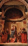 Giovanni Bellini San Zaccaria Altarpiece oil painting picture wholesale