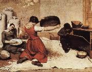 Gustave Courbet Griddle paddy oil painting picture wholesale