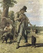 Gustave Courbet Beggar oil painting picture wholesale