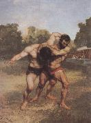 Gustave Courbet Rassle oil painting picture wholesale