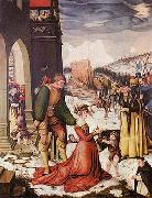 Hans Baldung Grien Beheading of St Dorothea by Baldung oil painting picture wholesale