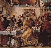 Hans Holbein The Last Supper oil painting picture wholesale