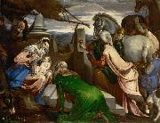 Jacopo Bassano Adoration of the magi oil painting picture wholesale