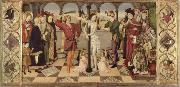 Jaume Huguet The Flagellation of Christ oil painting picture wholesale