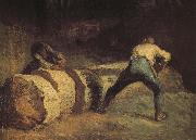 Jean Francois Millet Sawyer oil painting picture wholesale