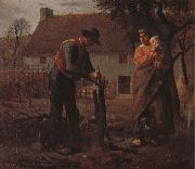 Jean Francois Millet Graft oil painting picture wholesale