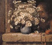 Jean Francois Millet Daisy oil painting reproduction