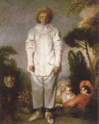 Jean-Antoine Watteau gilles oil painting picture wholesale