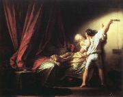 Jean-Honore Fragonard the bolt oil painting picture wholesale