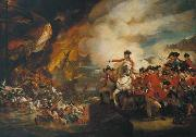 John Singleton Copley The Defeat of the Floating Batteries at Gibraltar oil painting picture wholesale