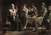 Louis Le Nain Peasant family oil painting