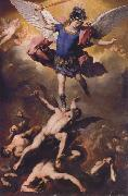 Luca  Giordano The Fall of the Rebel Angels oil painting picture wholesale