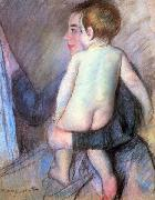 Mary Cassatt At the Window oil painting picture wholesale