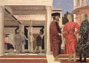 Piero della Francesca The Flagellation fo Christ oil painting picture wholesale