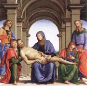 Pietro Perugino pieta oil painting picture wholesale