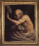 Pompeo Batoni St. Andrew oil painting picture wholesale