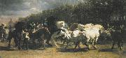 Rosa Bonheur Ma City oil painting reproduction