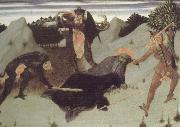 SASSETTA St.Anthony Beaten by Devils oil painting picture wholesale