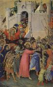 Simone Martini Jesus crucified like back oil painting picture wholesale