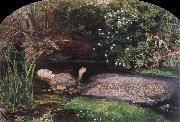 Sir John Everett Millais ophelia oil painting picture wholesale