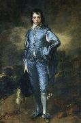 Thomas Gainsborough The Blue Boy Germany oil painting reproduction