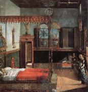 Vittore Carpaccio dream of st.ursula oil painting picture wholesale