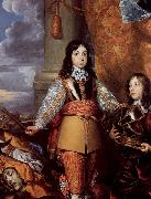 William Dobson Charles II when Prince of Wales oil painting artist