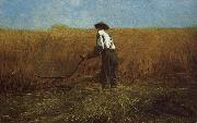 Winslow Homer New farmland veterans oil painting picture wholesale