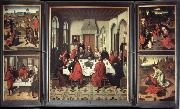 dierec bouts last supper altarpiece oil painting picture wholesale