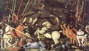 paolo uccello the battle of san romano oil painting picture wholesale