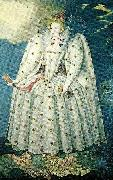 Anonymous queen elizabeth i oil painting